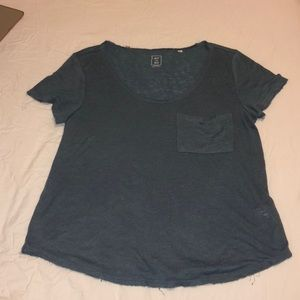 Pacsun me to we pocket tee
